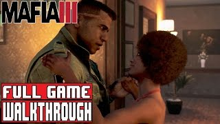 MAFIA 3 Faster Baby Gameplay Walkthrough FULL GAME Part 1 (1080p) No Commentary