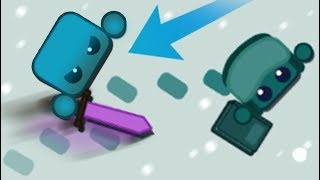 Starve.io How to WIN against an aggressive Amethyst player! (▶LA◀ Clan)