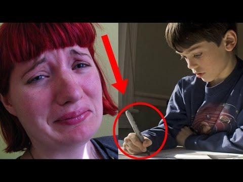 Madre estaba limpiando el cuarto de su hijo y encontró algo de él que la dejo llorando por días