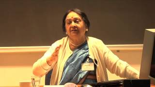 Paolo Budinich Science Diplomacy Lecture by Dr Manju Sharma (8 Dec. 2014)