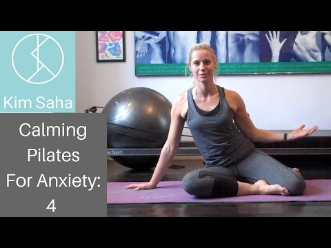 Calming Pilates for Anxiety 4: Dealing With Adrenaline