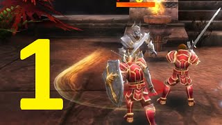 Order & Chaos 2: Redemption (by Gameloft) - Gameplay part 01