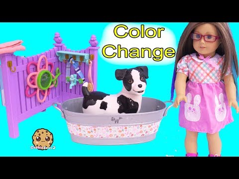 Xxx Mp4 Water Color Changing Puppy Dog American Girl Bubble Bath 3gp Sex