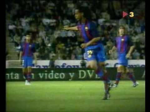 Maravillas de Ronaldinho