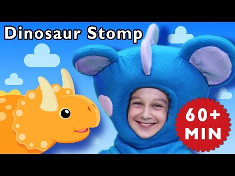 Xxx Mp4 D Is For Dinosaur Dinosaur Stomp And More Baby Songs From Mother Goose Club 3gp Sex