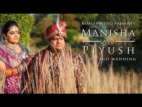 Manisha Patel & Piyush Negi - Cinematic Hindu Highlights