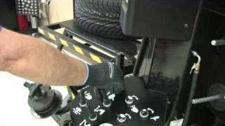 Hofmann monty FA 1000 Automatic Tire Changer