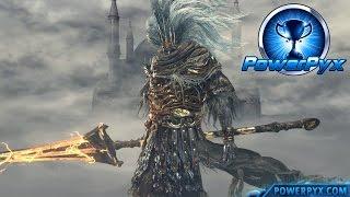 Dark Souls 3 - The Nameless King Boss Fight (Boss #18)