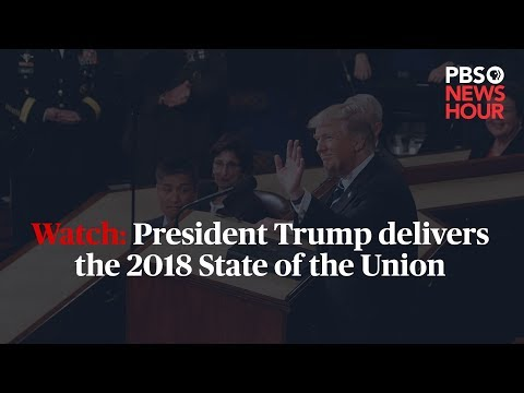 Xxx Mp4 WATCH LIVE President Trump Delivers The 2018 State Of The Union 3gp Sex