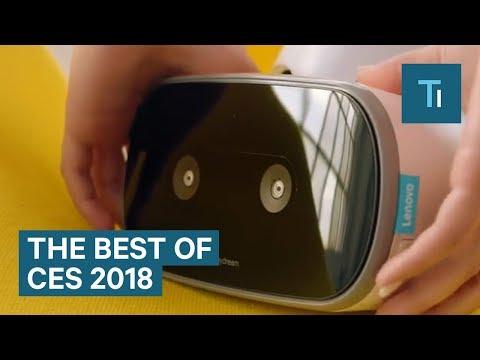 Xxx Mp4 The Coolest Gadgets We Saw At CES 2018 3gp Sex