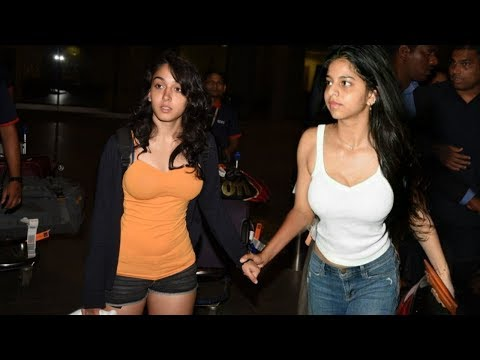 Xxx Mp4 Aamir Khan 39 S Daughter Ira And Shahrukh Khan Daughter Suhana Ready For Bollywood Debut 3gp Sex