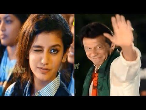 Xxx Mp4 Priya Parkash Varrier VS Imran Khan PTI 3gp Sex