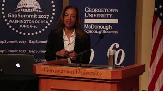 "GapSummit 2017 Keynote ""The Industry Perspective"" - Dr Bahija Jallal"