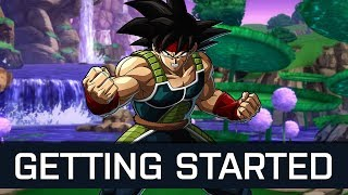 DragonBall FighterZ - Getting Started: Bardock