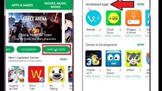 How to Download Early Access New Apps & Games in Play Store 2017