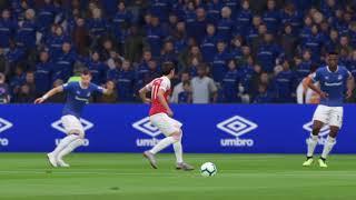 Torreira vs Everton