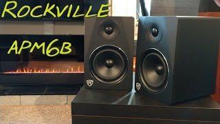 Rockville APM6b _(Z Reviews)_ Cheap Thrillz