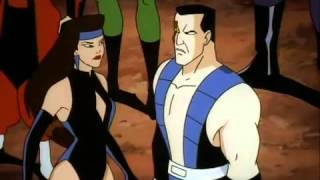 Mortal Kombat Defenders of the Realm  Episode 1