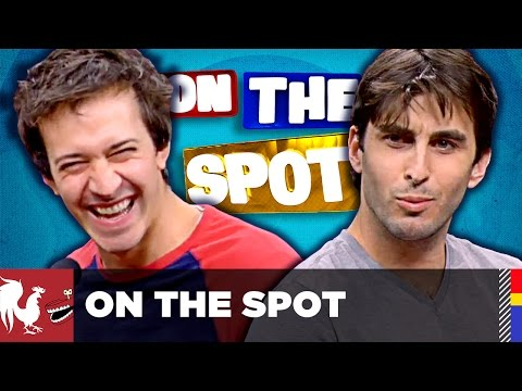 On The Spot: Ep. 41 - Live it. Dream it. F*ck it. | Rooster Teeth