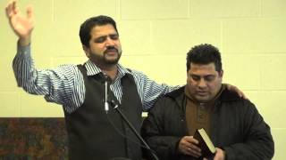 Pakistani Muslim Brother Comes to Christ (Urdu)