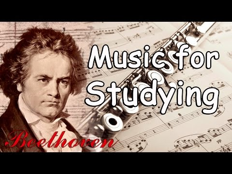 Beethoven Classical Music for Studying and Concentration Relaxation Study Music Instrumental