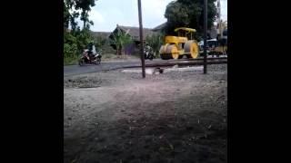 Kereta vs setom