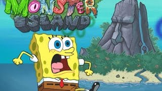 Spongebob Squarepants Monster Island - Cartoon Movie Game - New Spongebob Squarepants