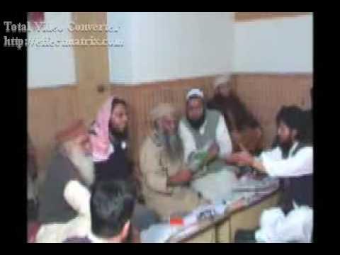 Munazra 17 36 Mufti Hanif Qureshi suni with Talib ur rahman wahabi