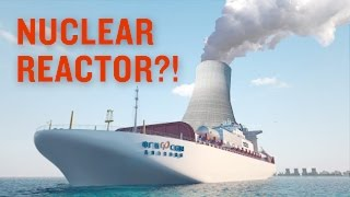 China Building Floating Nuclear Reactor   China Uncensored