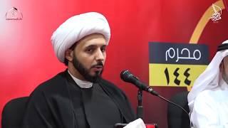 نافذة على الجمهور ج1 (أسئلة حول مواضيع محرم 1440هـ)  ll الشيخ أحمد سلمان