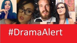 PewDiePie in Title for Views! #DramaAlert Sssniperwolf vs PornStar - Boogie2988 & Hacker Fail