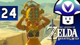 [Vinesauce] Vinny - Zelda: Breath of the Wild (part 24) + Art!