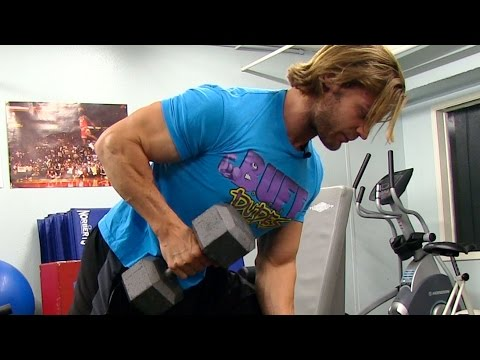 3 Easy Tips for Building a Big Back Fast!