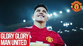 Alexis Sanchez Signs! Glory Glory Man Utd!