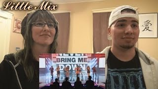 MOM & SON REACTION TO! Little Mix Shout Out To My Ex (X Factor Australia 2016 Semi Final)