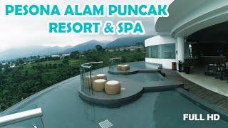 Pesona Alam Resort & SPA Hotel puncak, Bogor - video review [FULL HD]