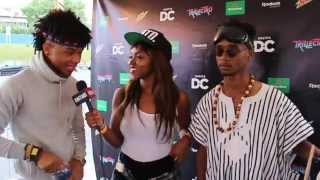 Rae Sremmurd Interview & Performance Live from Trillectro 2014! EXCLUSIVE
