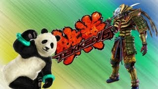 tekken 6 ranked match yoshimitsu vs panda