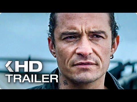UNLOCKED Trailer 2017