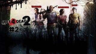 ► Left 4 Dead 2 |#2| - GoGo, Zdochliakk a Thomas vraždí zombíky | Záznam ze streamu 26/1/13