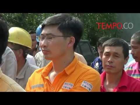 Terancam Dideportasi, Buruh Kasar Tiongkok Digaji Rp 15 Juta