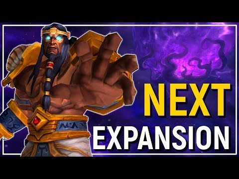 WOW! The Setup For The Next Expansion Revealed? Let's Talk.
