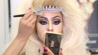 Tutorial:  AsiaGlam RuPaul Inspired Birthday MakeUp