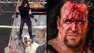 WWE HELL IN A CELL EXTREME MOMENTS COMPILATION (Undertaker, Mankind, Edge, Dean Ambrose)