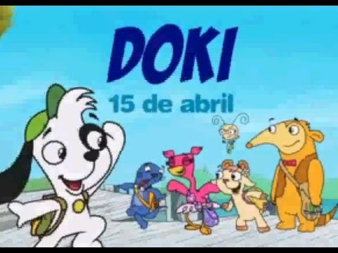 Discovery Kids Doki La serie promo.