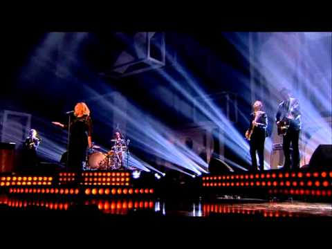 Adele Rolling in the Deep Brit Awards 2012 HQ