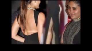 Karina kapoor top dress slip in function