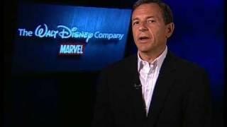 Disney Announces Acquisition of Marvel Entertainment Inc
