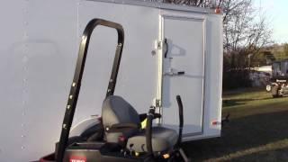 Toro 74891 Titan MX 4800 Enclosed Trailer Package Deal Review
