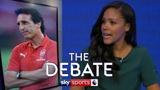 What impact will Unai Emery's fitness revolution have at Arsenal? | Wright & Scott | The Debate